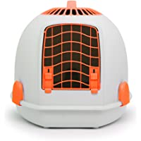 Igloo Pets 2-In-1 Katzentoilette und -transportbox