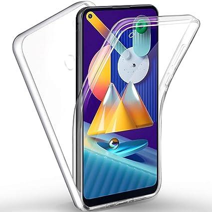 Handyhülle Für Samsung Galaxy M11 360 Grad Elektronik