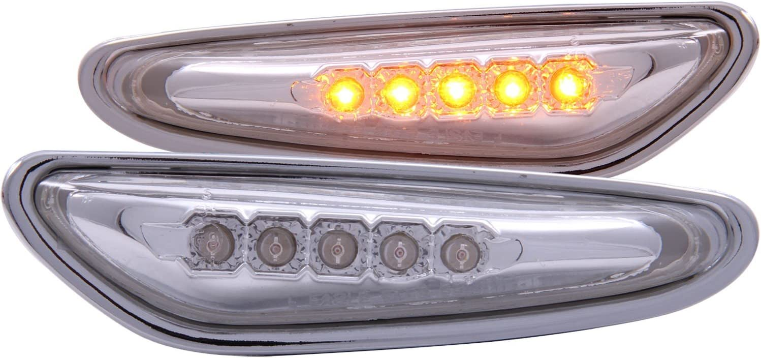 Sold in Pairs Anzo USA 511024 BMW Side Markers Light Assembly