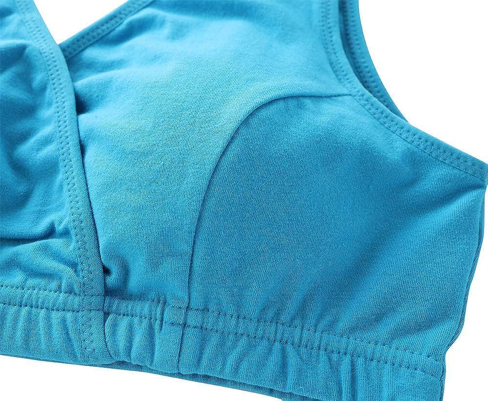 ZUMIY/® Infermieristica Donne di maternit/à Reggiseno Allattamento al Seno del Reggiseno di Sonno