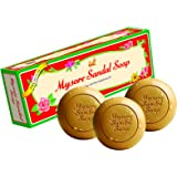 Mysore Sandal Soap,450g (150x3) (Pack Of 3)