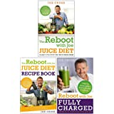 The Reboot with Joe 3 Books Collection Set by Joe Cross (The Reboot with Joe Juice Diet, Juice Diet Recipe Book, Fully…