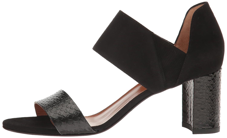 Aquatalia by Marvin K.. Women's 8 Suzanne Dress Sandal B01M6USQL6 8 Women's B(M) US|Black b41823