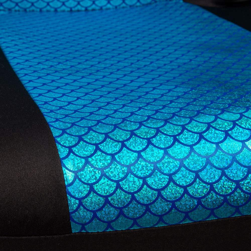 Non Fade Universal 2 Piece Sedan Truck SUV Minivan BDK FreshProtect Camo Shark Sideless Fun Graphic All Protective Front Seat Covers for Auto Cars