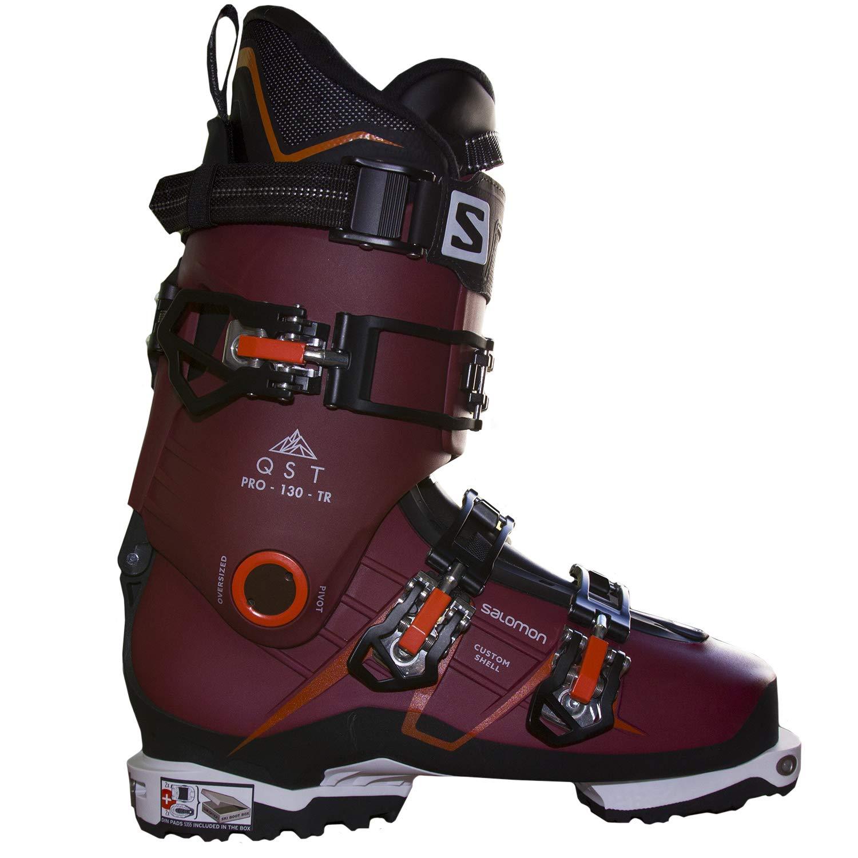 Amazon.com   Salomon QST Pro 130 TR Ski Boot - Men s   Sports   Outdoors 00f428553
