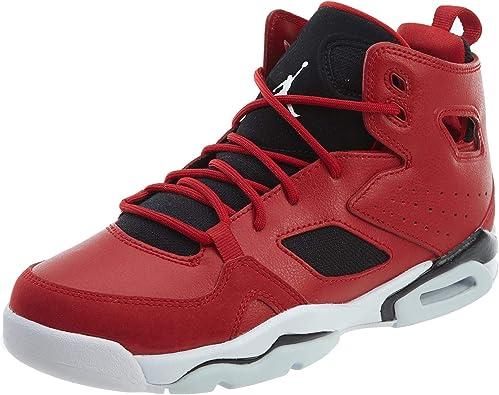 Jordan Nike Kids FLTCLB '91 BG Gym Red