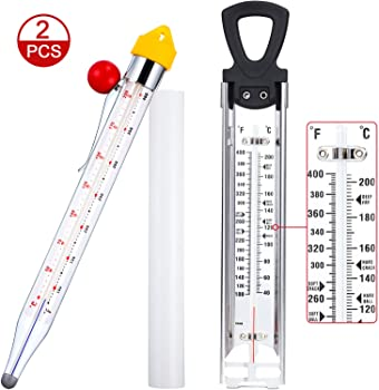 BBTO 2-Pack Candy Thermometer