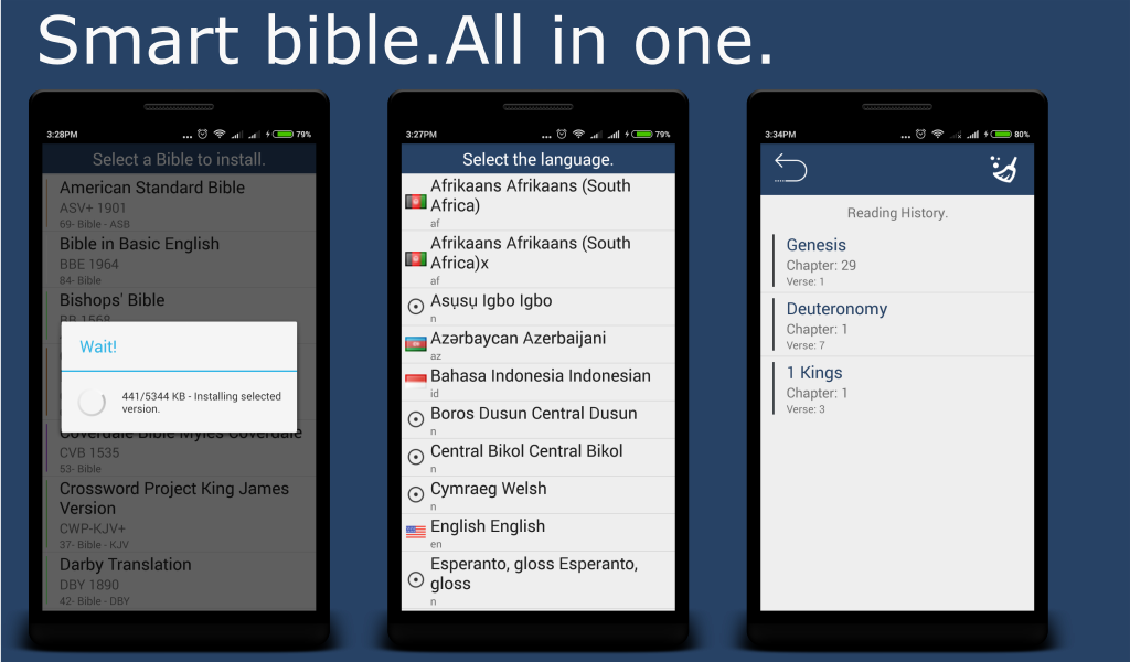 Pacific Offshore - Kunena - Topic: holy bible niv application free