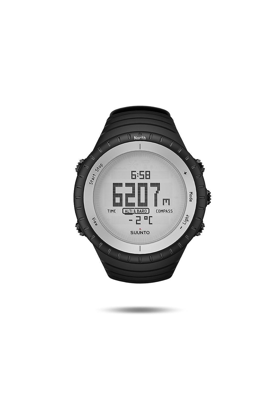 Suunto Unisex Core Outdoor-Uhr fÜr alle HÖhenlagen - HÖhenmesser - Barometer - Wetterfunktionen - Robustes Verbundgeh