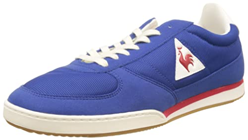 Mens Volley Gum Bass Trainers Le Coq Sportif
