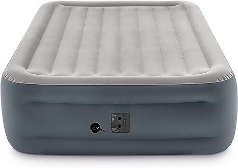 Intex Dura Beam Standard Series Essential Rest Airbed w// Pump Queen /& Cover
