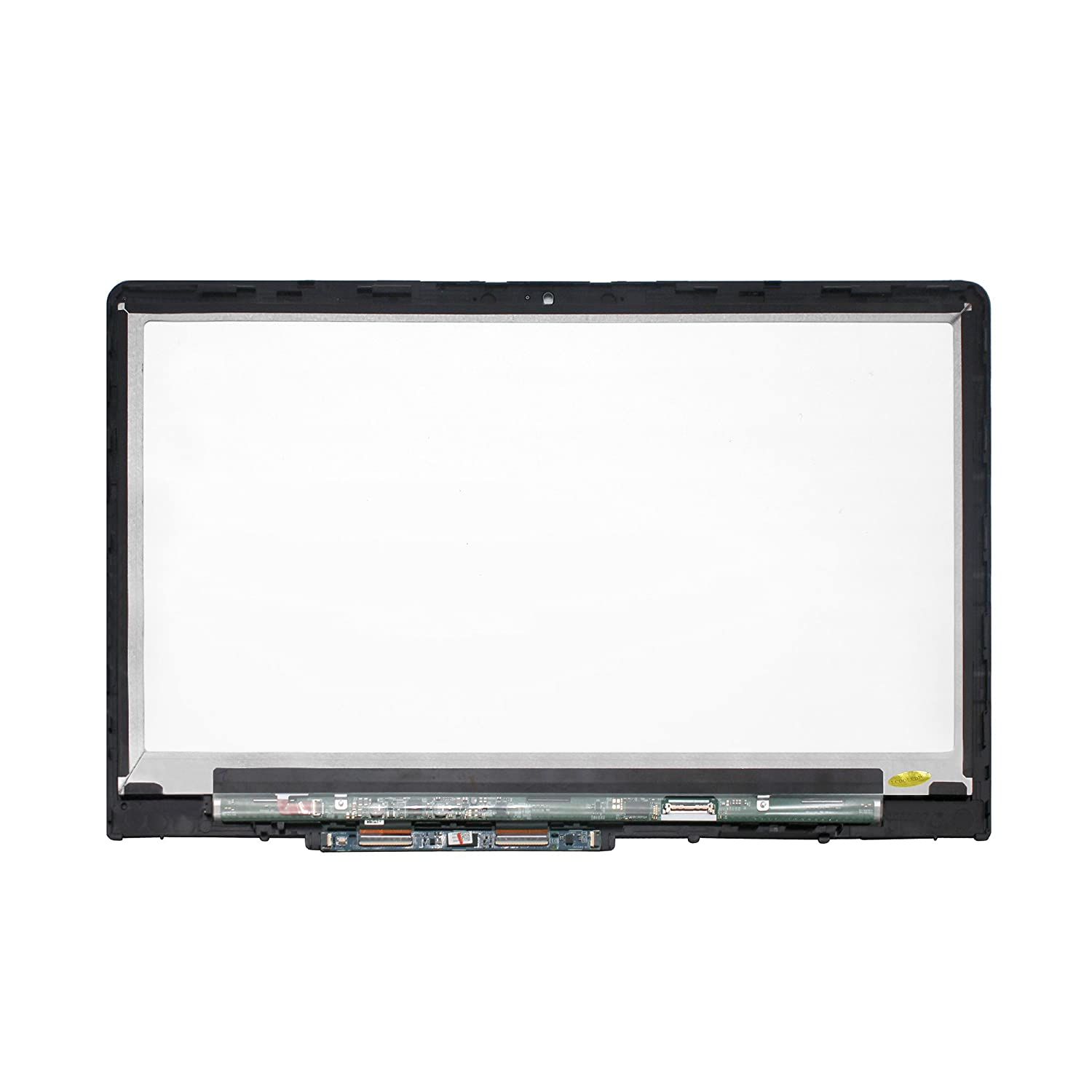 LCDOLED 15.6 FullHD IPS LCD Display Touch Screen Digitizer Assembly Bezel For HP Pavilion x360 15-br000 15-br100 15g-br000 15g-br100 15-br010nr 15-br077nr 15-br077cl 15-br095ms With ControlBoard