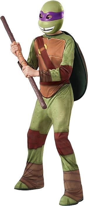 The Best Teenage Mutant Ninja Turtles Donatello Face Iron