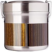 Skater Stainless Steel Vacuum Lunch Box, 600 ml