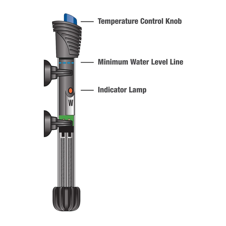 Aqueon Submersible Aquarium Heater