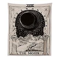 Tradizionale altare Tarocchi divinazione arazzo la luna carta da parete arte arazzo medievale Europa Divination arazzo gettare misterioso etnico arte decorativa Home Decor