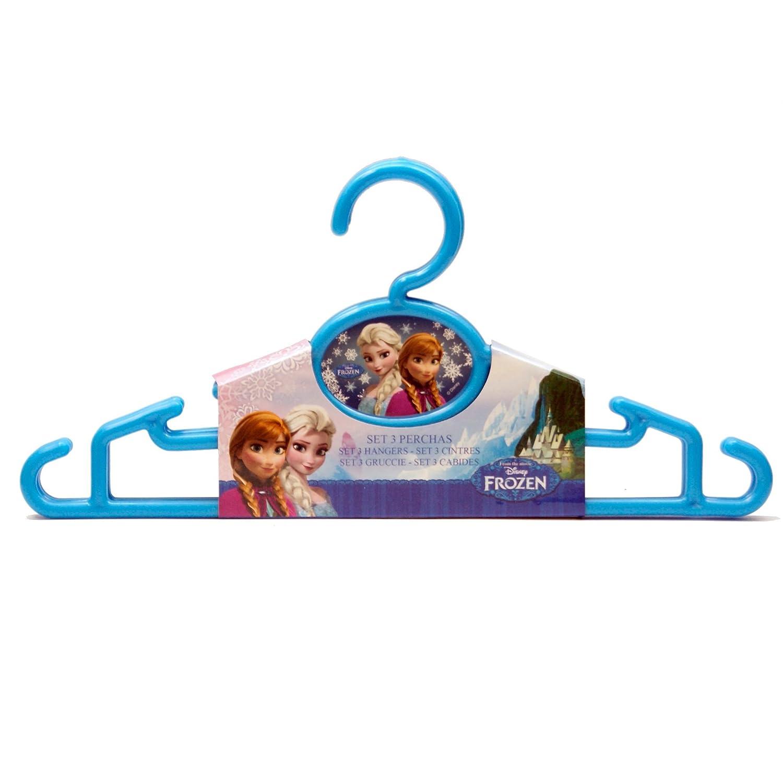 19 Disney Frozen Juego 3 Perchas