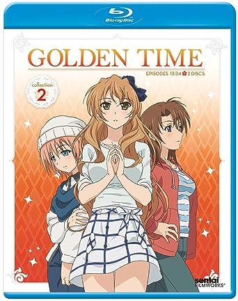 Amazon com: Golden Time: Collection 2 [Blu-ray]: Ai Kayano