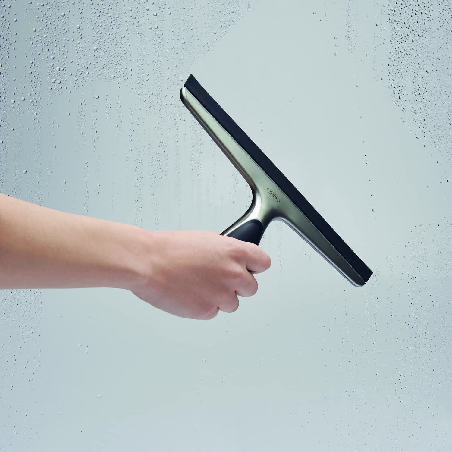 Set of 2 OXO Good Grips Stainless Steel Squeegee