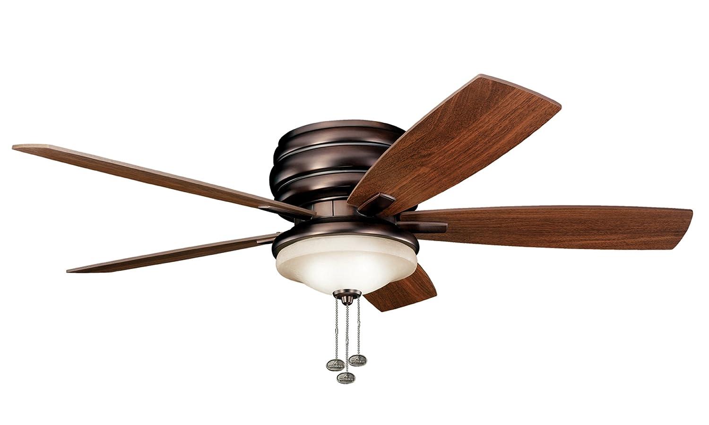 picture bronze hunter ceiling ebay low of iv flush p fan mount ceilings profile s