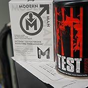 Amazon.com: Animal Test Testosterone Booster Supplement ...