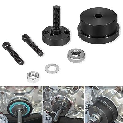 6.4L Crankshaft Front Seal Installer 303-1259 ZTSE4691 for 2008-2010 Ford 6.4L Powerstroke Diesel F-250/350/450/550: Automotive