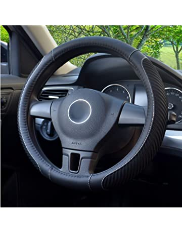 Tremendous Shop Amazon Com Steering Wheel Covers Uwap Interior Chair Design Uwaporg