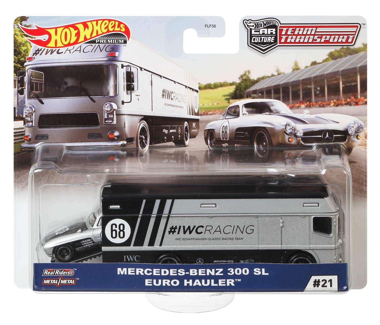 Hot Wheels Euro Hauler