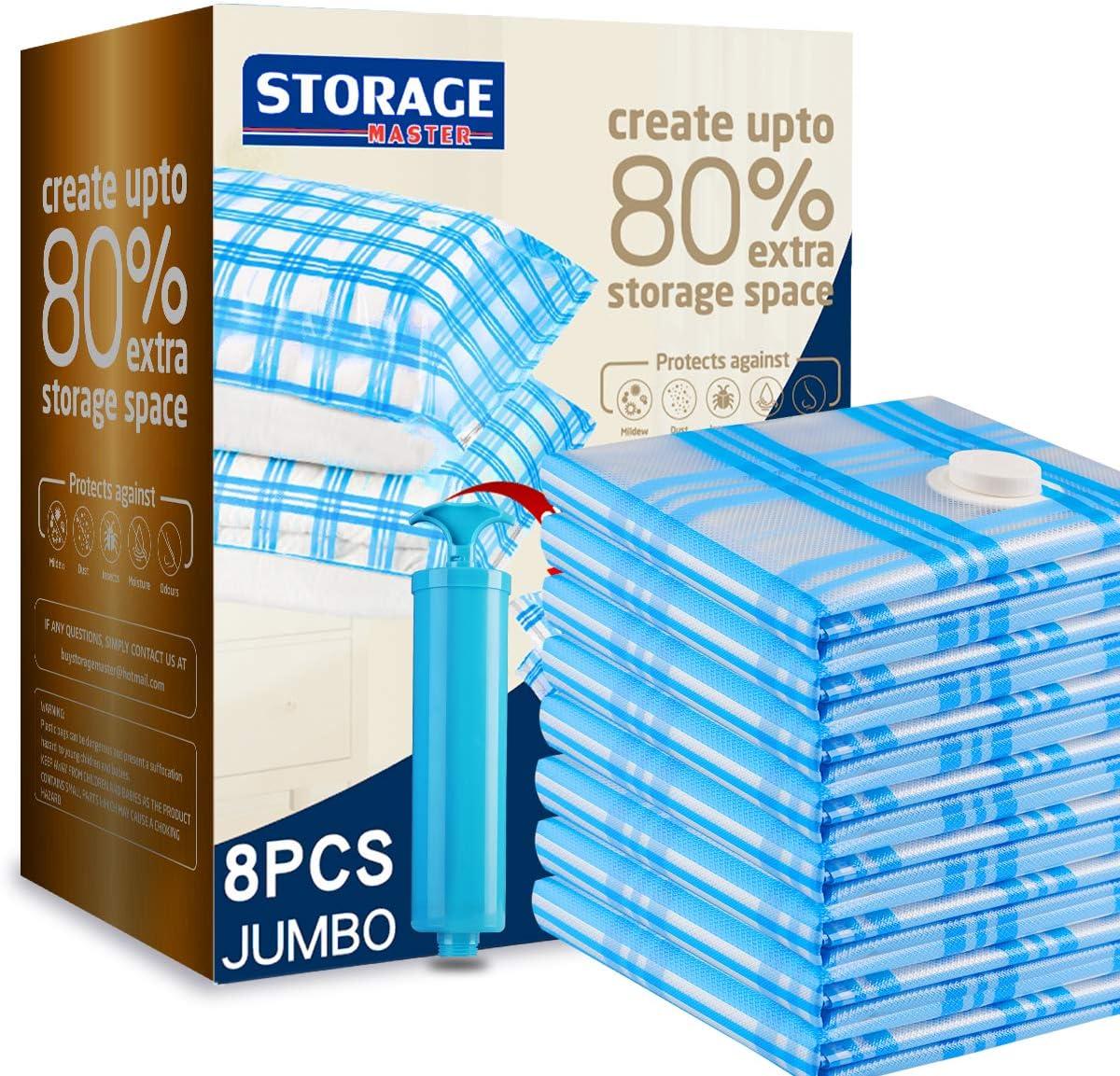 Storage Master Vacuum Storage Bags