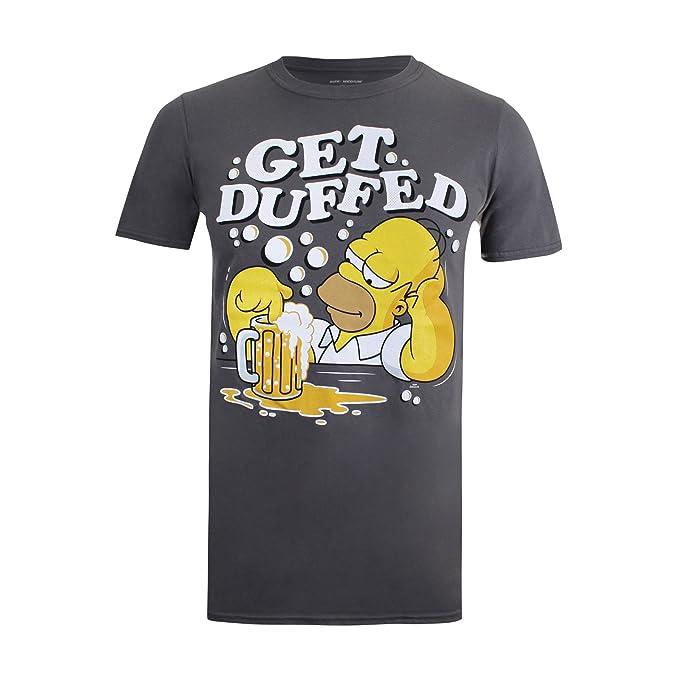 The Simpsons Camiseta - para Hombre FF7HNLq9YG