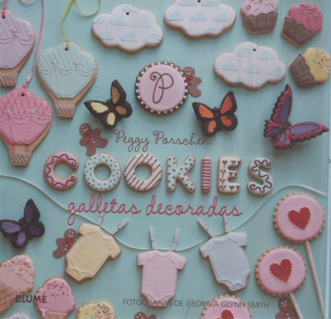 Galletas Decoradas Cookies Amazon Es Peggy Porschen