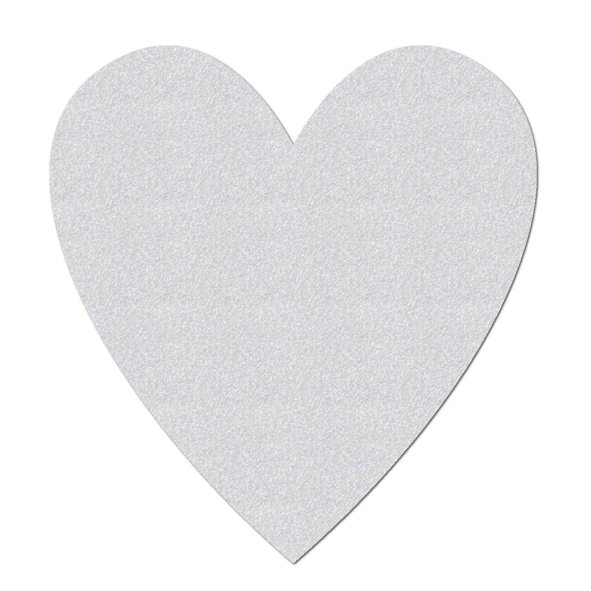 Reflektor Aufkleber Sticker Motiv Herz Reflektierender Aufkleber Baby