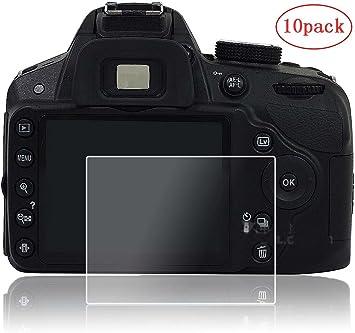 Protector Pantalla para Nikon D3300 Cristal Templado Pelicula Vidrio