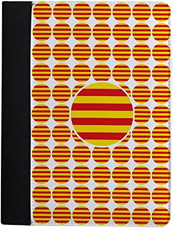 Catalunya Catalan Flag Bandera Català Spanish Española Catalán Cuaderno: Amazon.es: Hogar