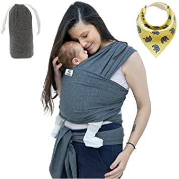 Amazon Com Baby Wrap Carrier For Boys And Girls By Ssl Gender