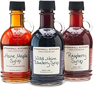 product image for Stonewall Kitchen 3 Piece Syrup Collection