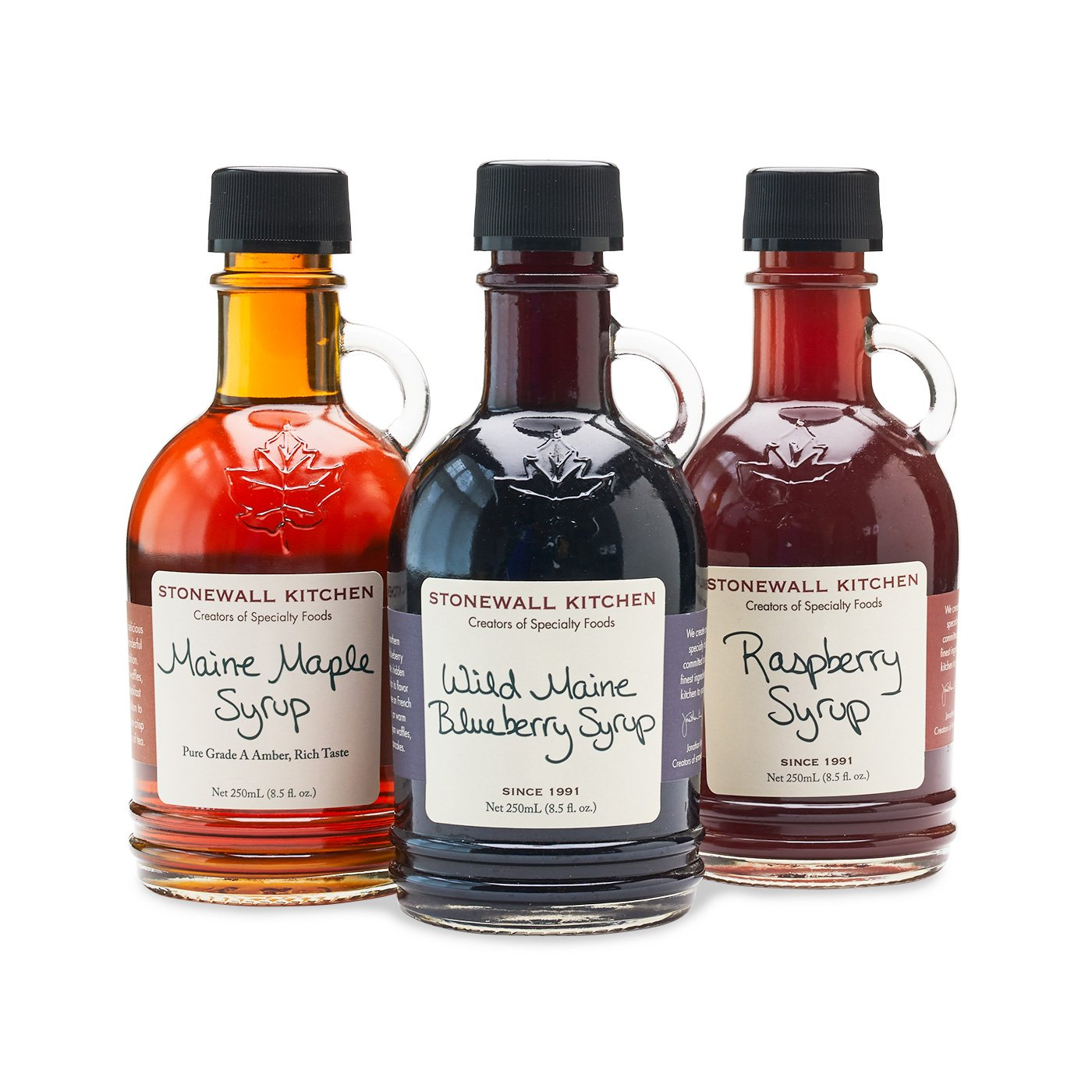 Stonewall Kitchen 3 Piece Syrup Collection by Stonewall Kitchen (Image #1)