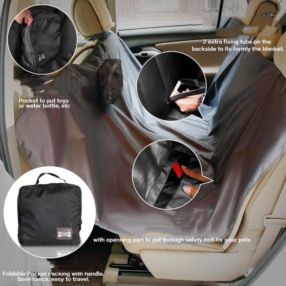 MRXUE Auto Pet Barrier-Pieghevole Pet Pad Pad Pad Impermeabile Auto Multi-Funzione Persona Animale Domestico Auto Tappetino Dual-Use aae6da