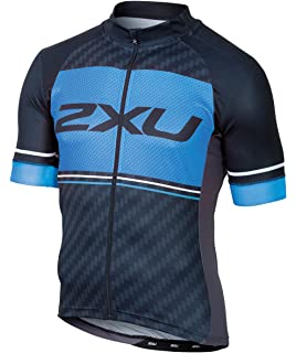 81a5b3d29 Amazon.com   2XU Men s Elite X Cycle Jersey