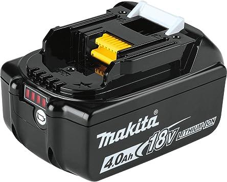 4X für Makita Akku BL1850B BL1840B BL1830B BL1860 18V 4Ah Li-ion 197265-4 LXT400