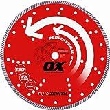 OX Tools 12'' Universal Superfast Diamond Blade | 1 - 20mm Bore