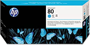 HP C4821A Printhead and Cleaner