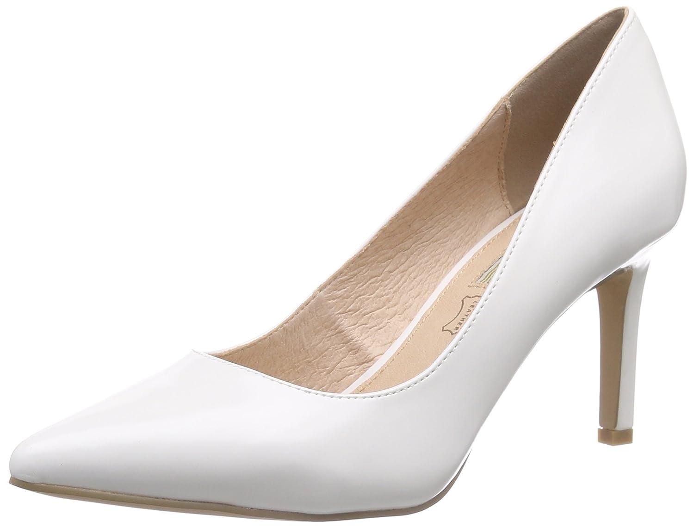 Buffalo H733-c002a-4 P1239k Box PU - Zapatos de Tacón Mujer 41 EU