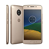 Motorola Moto G5 XT1672 - Smartphone Dual Chip Android 7.0, Ouro.