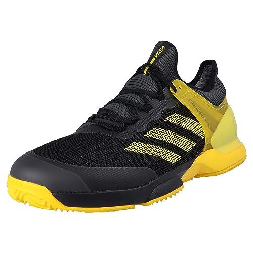 adidas Uomo Adizero Ubersonic 2 Clay Scarpe da Ginnastica Multicolore Size   41 1 3 3aceafb1255