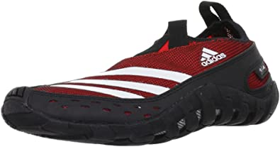 e87b736fe15f1c adidas Jawpaw II Water Shoes Mens Red Rot (Vivid Red S13   Chalk 2 ...