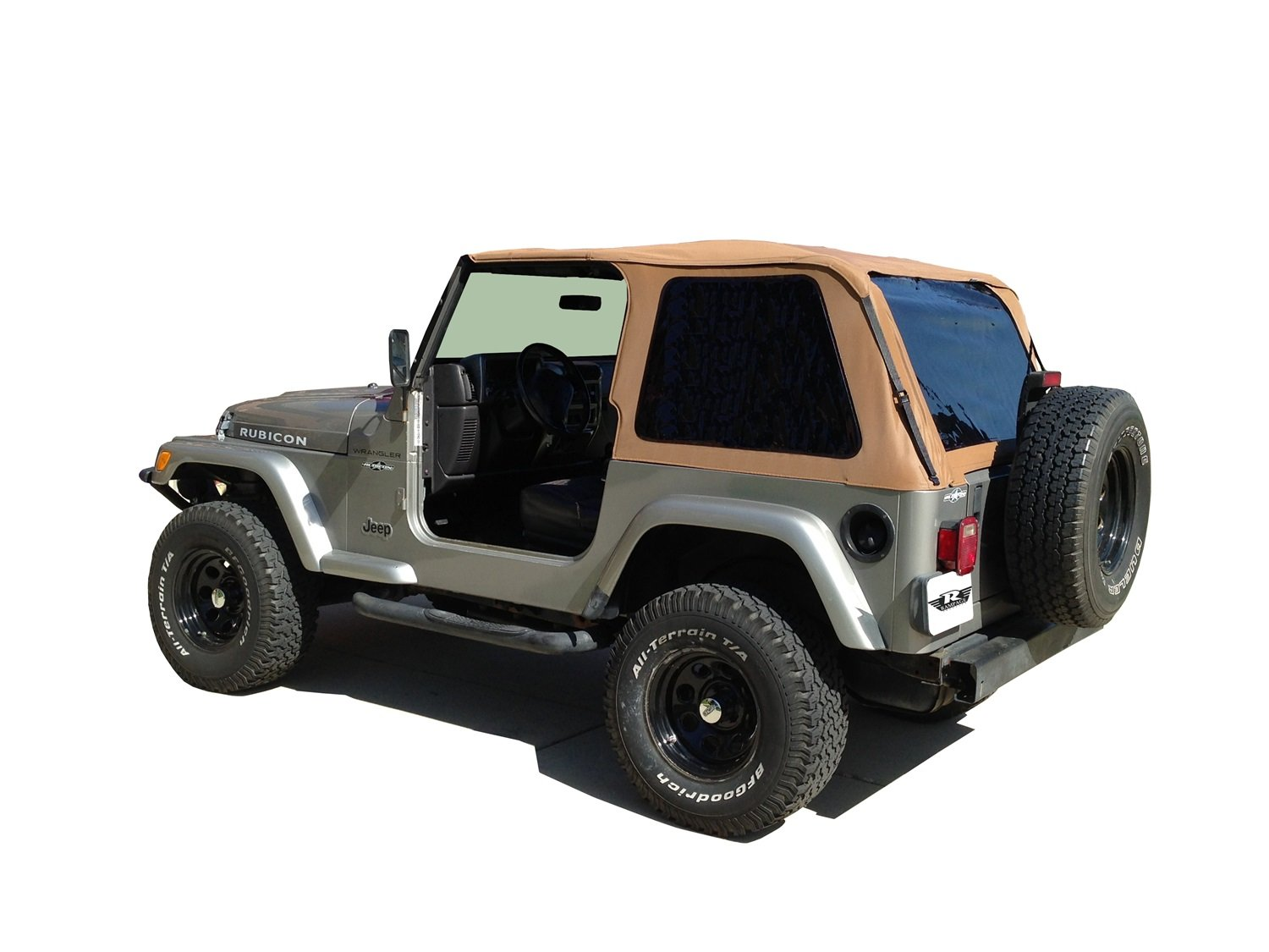Amazon.com R&age Jeep 109517 Trail Top - Frameless/Bowless TJ Automotive  sc 1 st  Amazon.com : rampage door stay - pezcame.com