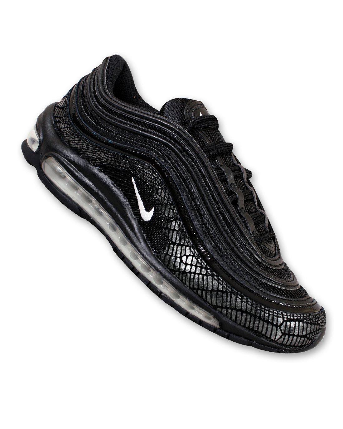 best value 77276 8b68b Nike Air Max 97, scarpa uomo gym, nero, Taglia 44,5-10,5 Amazon.it Sport  e tempo libero