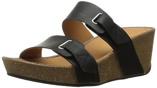 ed61ae9b32 Clarks Women's Auriel Till, Black, 6.5 W US: Amazon.ca: Shoes & Handbags