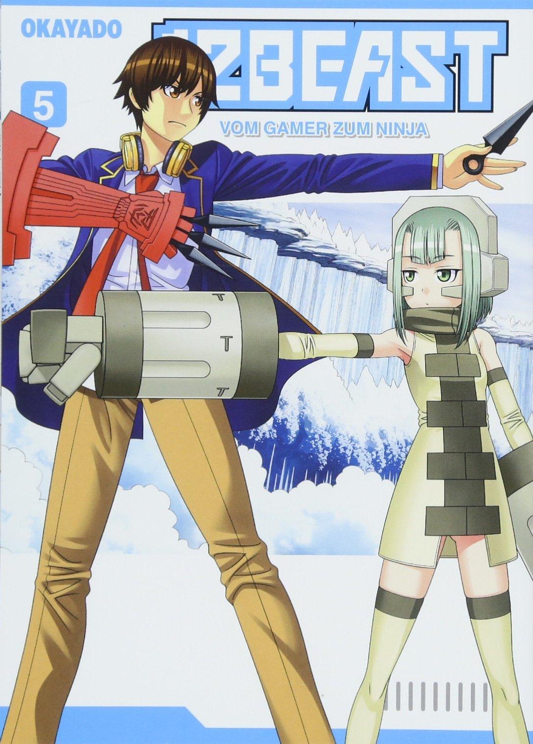 12 Beast - Vom Gamer zum Ninja: Bd. 5: Amazon.es: Okayado ...